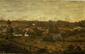 Parramatta in 1812
