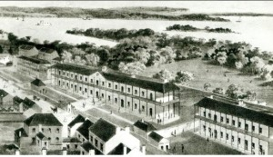 Governor Macquarie's Rum Hospital