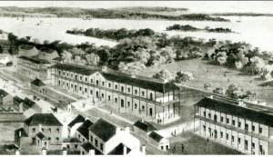 Governor Macquarie's Rum Hospital