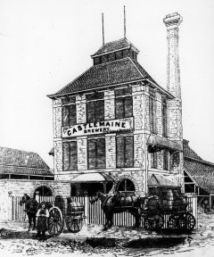 Castlemaine Brewery, Milton