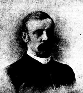 Dr Philip J Muskett advocated a Mediterranean diet