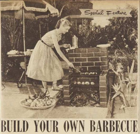 First australian barbecue australian food history timeline for Australian cuisine history