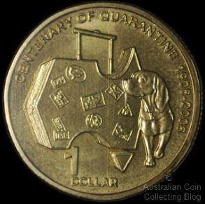 Quarantine Act centenary coin
