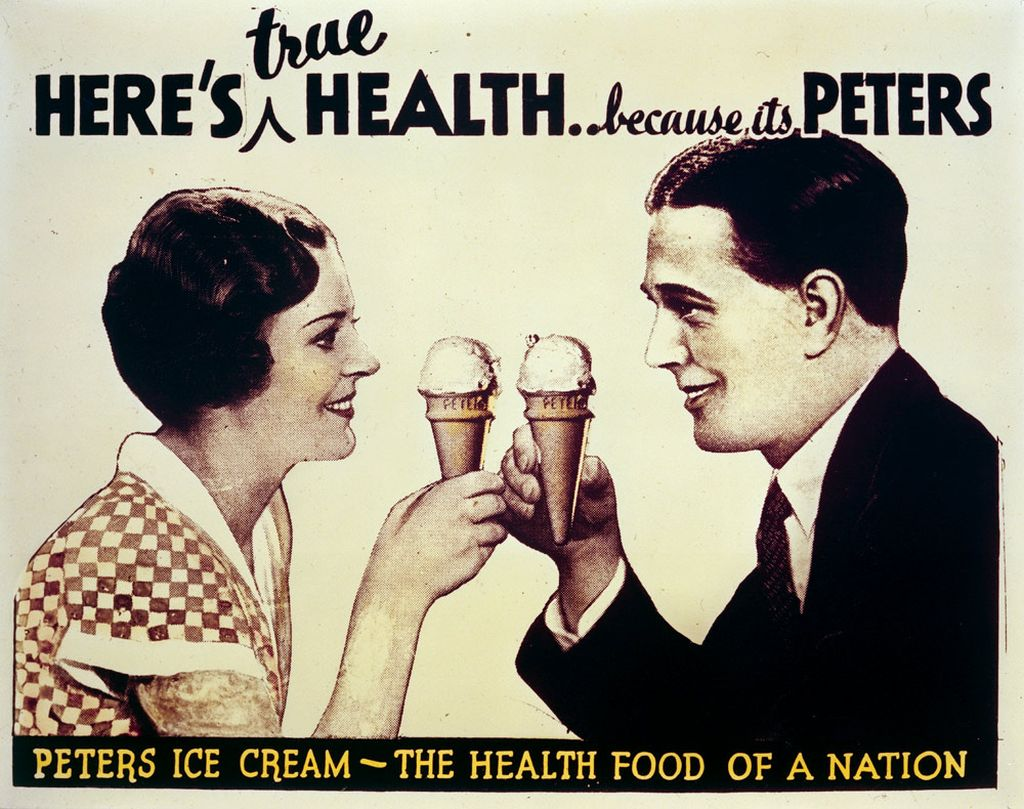 Peters Ice Cream Founded Australian Food History Timeline