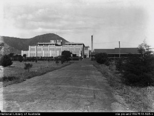 Cadbury Factory Claremont