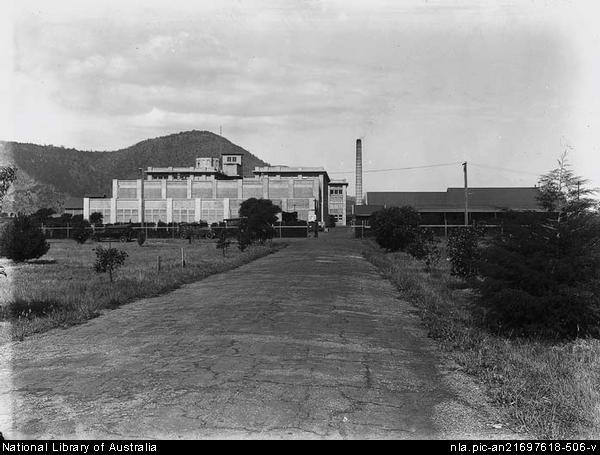 Australian food history timeline cadbury factory opens for Australian cuisine history