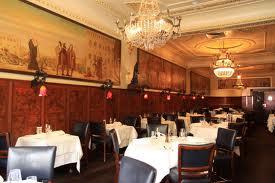 Café Florentino Mural Room