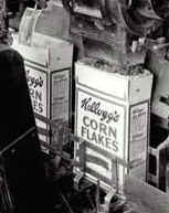 Kellogg's Cornflakes production line
