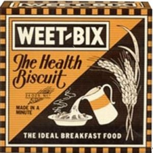 Early Weet-Bix pack