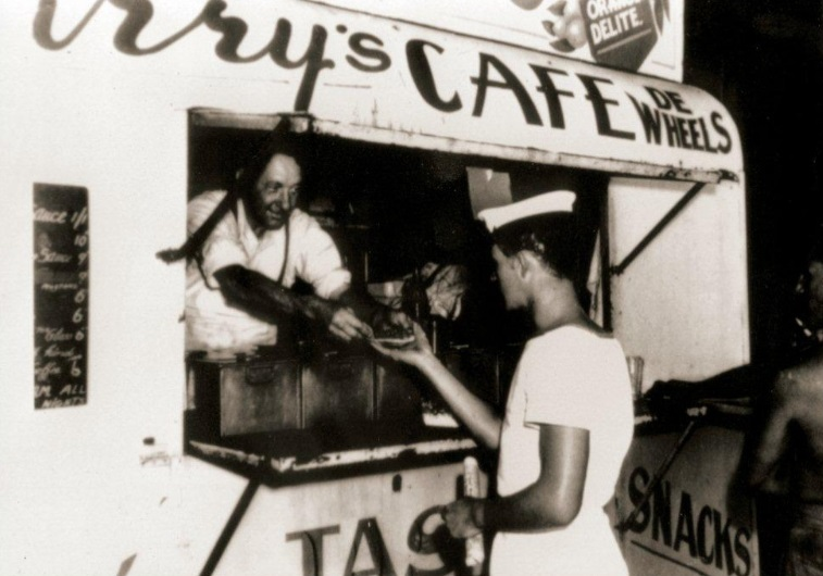 Australian food history timeline - Harry's Cafe de Wheels