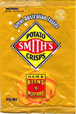 Crisps (not potato chips) 2003
