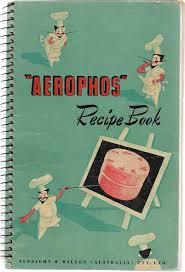 Aerophos recipe book