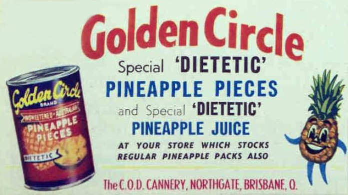 Golden Circle Dietetic products