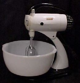 Sunbeam Mixmaster, Model 9