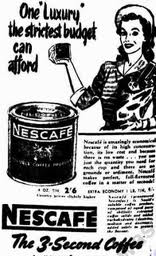 Nescafe launched in Australia with an affordable luxury promise