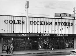 Coles Dickins store, Penrith