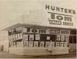 Tom the Cheap store Perth