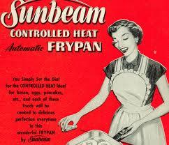 Sunbeam Electric Frypan