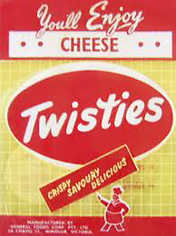 Twisties pack