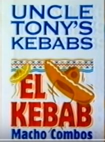 Uncle Tony's Kebabs