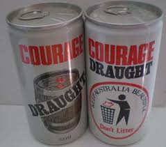 Courage beer