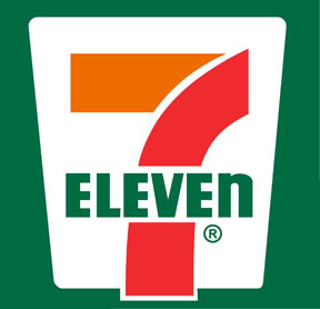 First 7-Eleven logo
