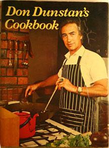 Don Dunstan's Cookbook