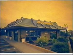 First Australian McDonald's - Image sourced from http://www.skyscrapercity.com