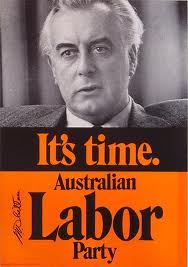 Labor in, white australia out