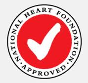 Heart Foundation tick symbol
