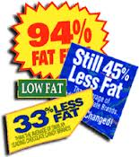 Low fat trend