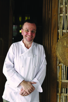 David Thompson opened Darley Street Thai in 1991
