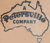 Petersville logo