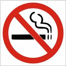Bans smoking in restaurants