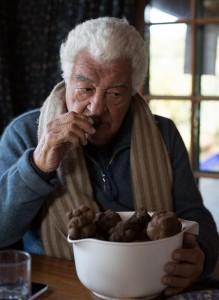 Carluccio at Canberra's truffle festival
