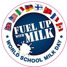 World School Milk Day logo