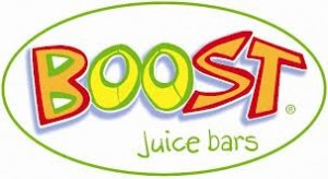 Juice bars like Boost