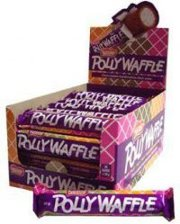 Pollywaffle chocolate bars