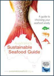 Seafood sustainability guide
