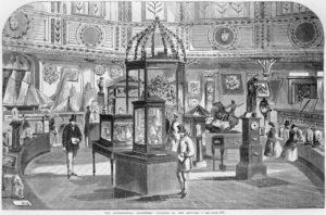 Intercolonial Exhibition Melbourne 1866
