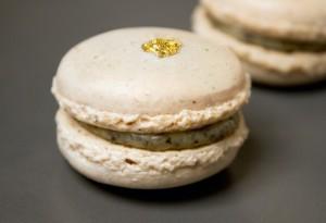 Dream Cuisine truffle macarons