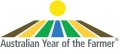 Australian Year of the Farmer logo