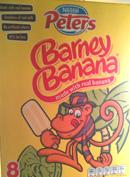 Barney Banana character