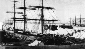 SS Dunedin carried frozen meat exports