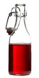 Good Living food fad - raspberry vinegar
