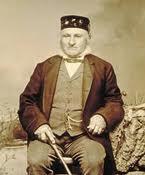 Wine industry pioneer Johann Gramp