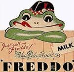 Freddo Frog in 1930