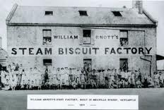 Arnott's Steam Biscuit Factory