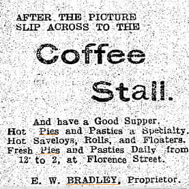 Advertisement from the Port Pirie Recorder, 1915