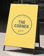 Macca's healthy cafe The Corner by McCafe